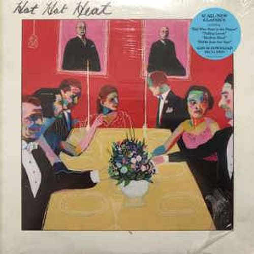 Hot Hot Heat - Hot Hot Heat [LP] - Vinyl-LP