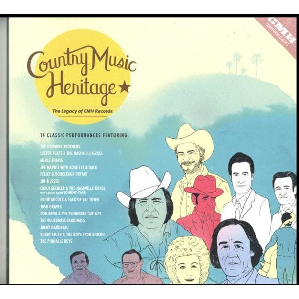 Iron Horse - Country Music Heritage: The CMH Records Story