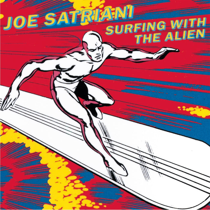 Joe Satriani - Surfing With The Alien - Private Technology Group