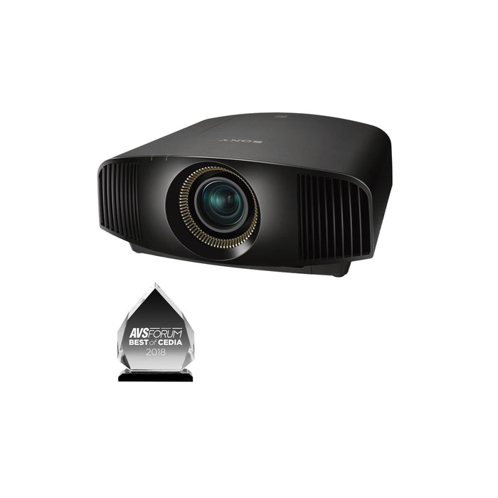Sony - VPL-VW695ES 4K SXRD Projector with High Dynamic Range - Black - Private Technology Group