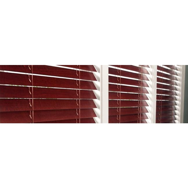 Wood Blinds 36x36 - Private Technology Group