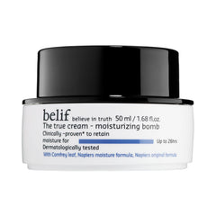 belief thick long lasting moisturiser that hydrates for long hours