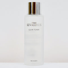 Time revolution missha toner that calms skin and adds moisture