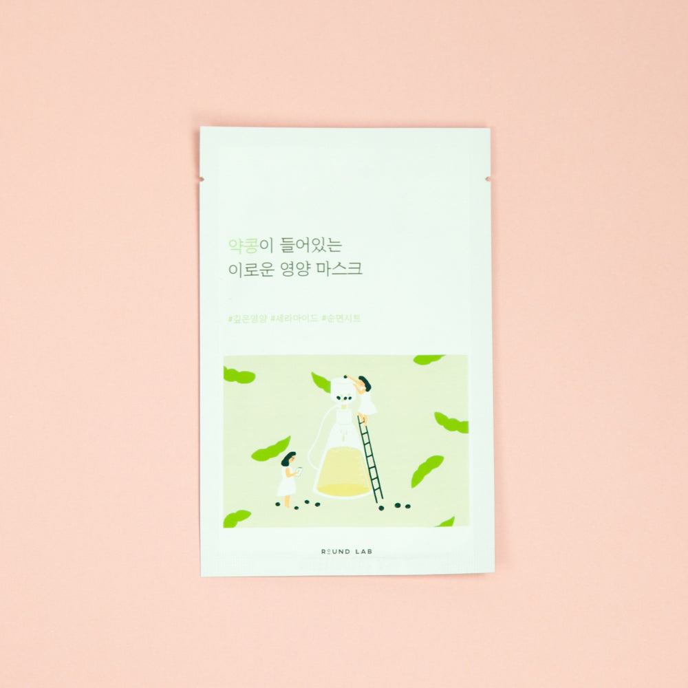 ROUND LAB Soybean Nourishing Mask