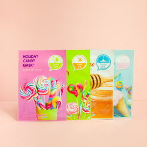 Candy O'Lady Sheet Mask Set 5ea