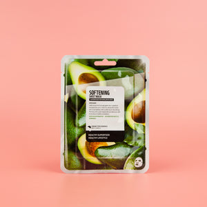 Load image into Gallery viewer, FARM SKIN Super Food Avocado Sheet Mask