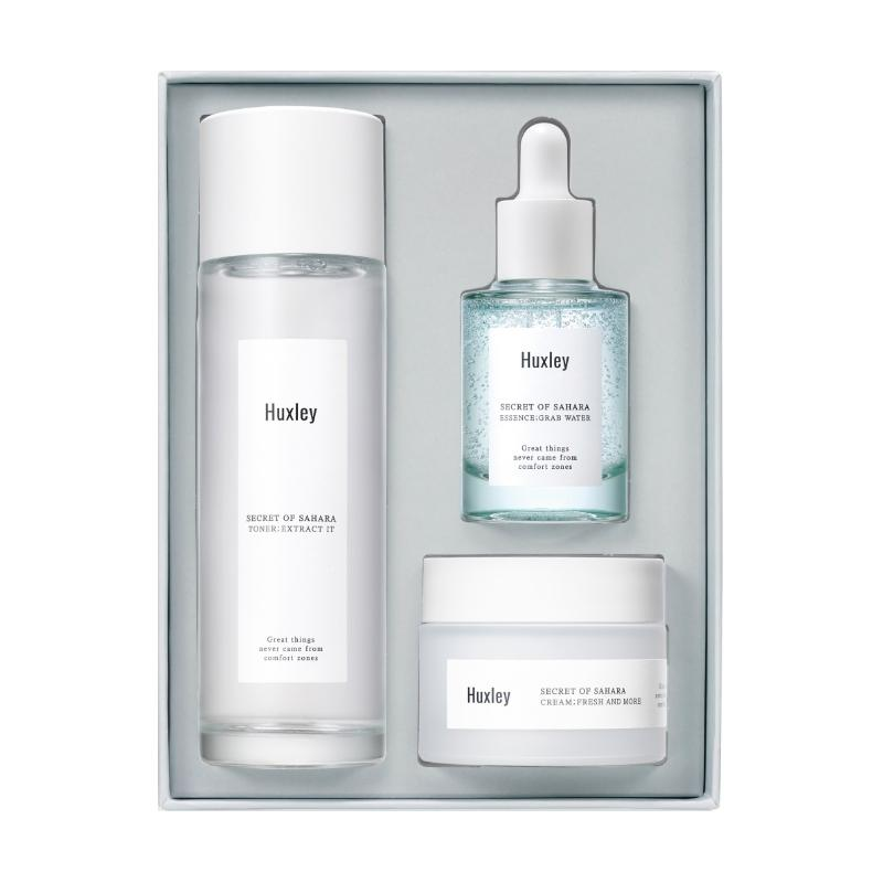 Huxley Hydration Trio Gift Set