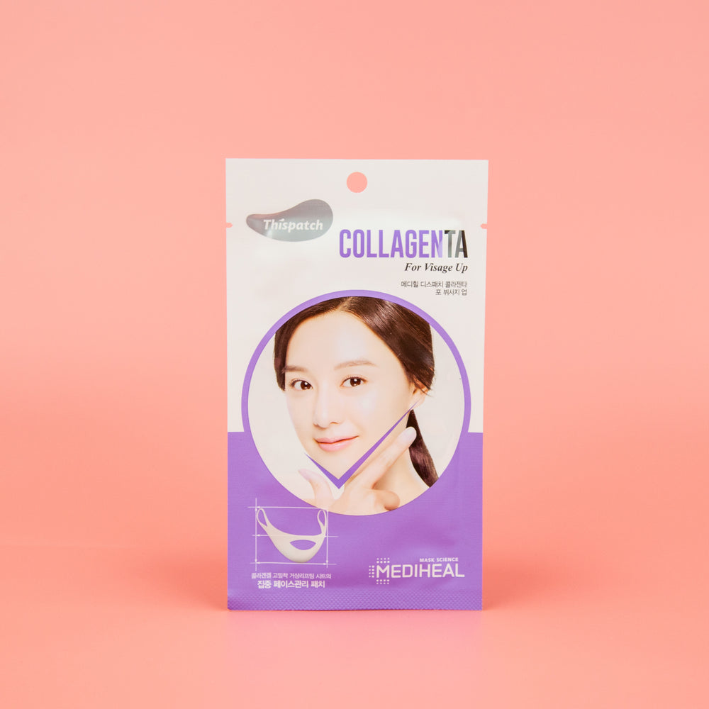 jaw mask to lift saggy skin and contour