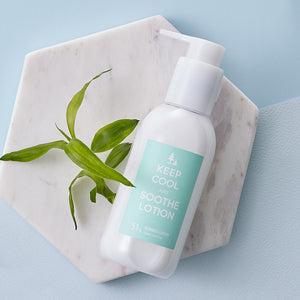 soothing moisturising lotion for sensitive skin