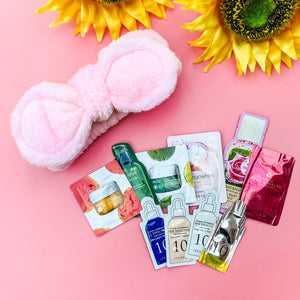 korean skincare sample bundle