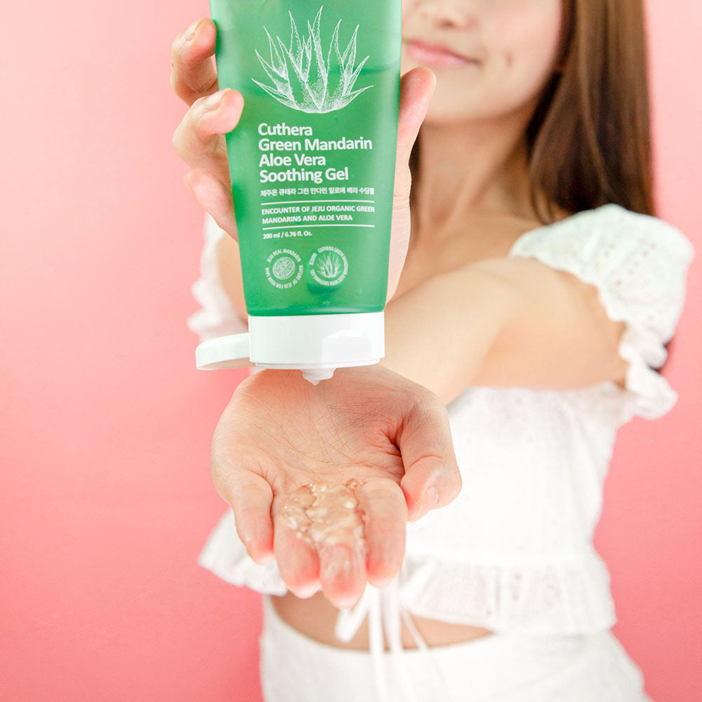 vegan friendly aloe vera gel