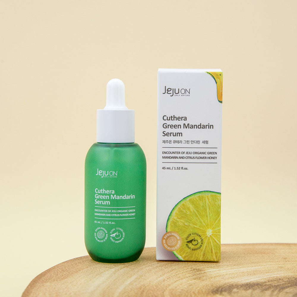 JEJUON Green Mandarin Serum