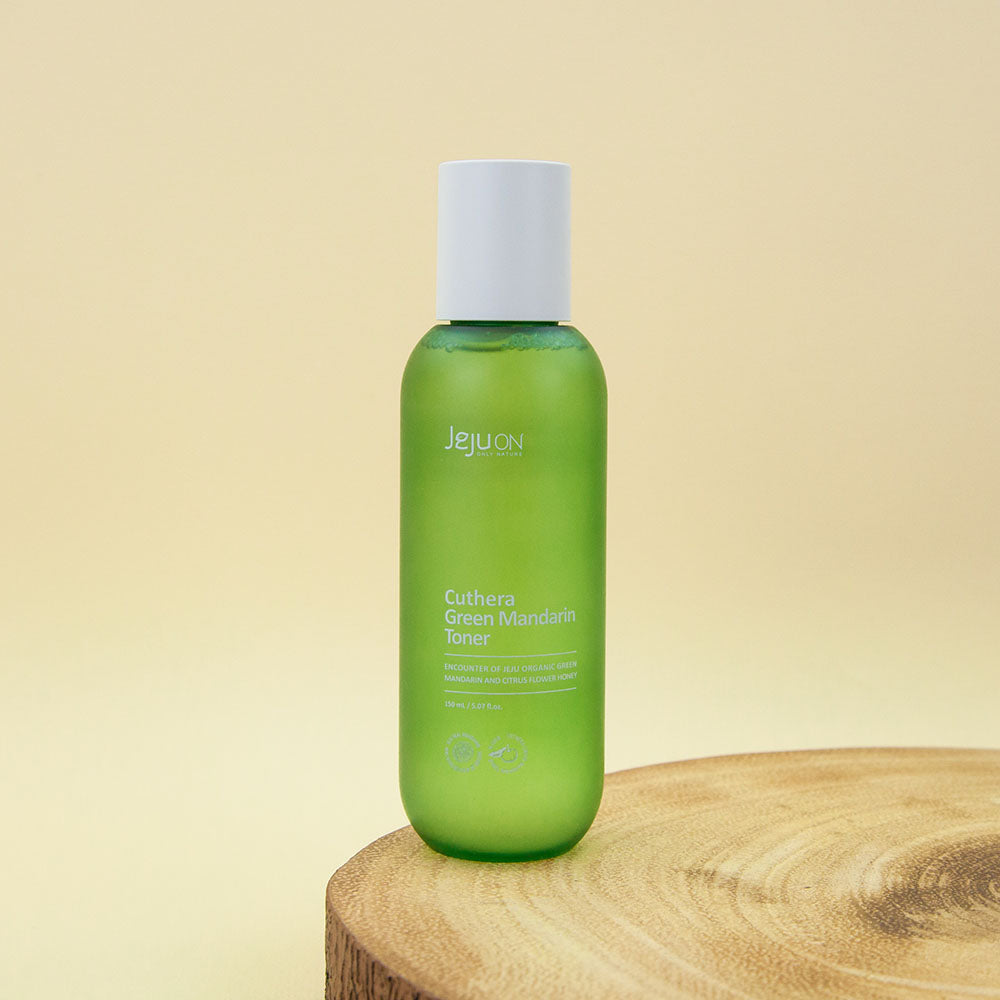 soothing and balancing facial toner for sensitive skin types