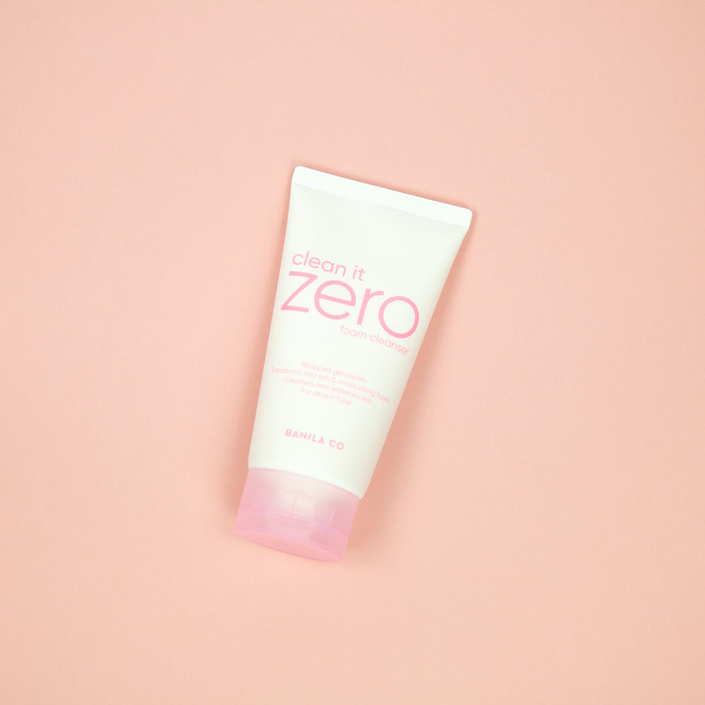 BANILA. CO Clean It Zero Foam Cleanser