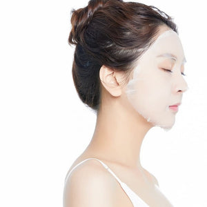 korean facial sheet mask to hydrate skin