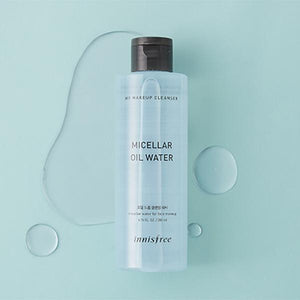 gentle cleansing water that doesn't irritate eyes
