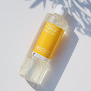 neogen real flower cleansing water calendula