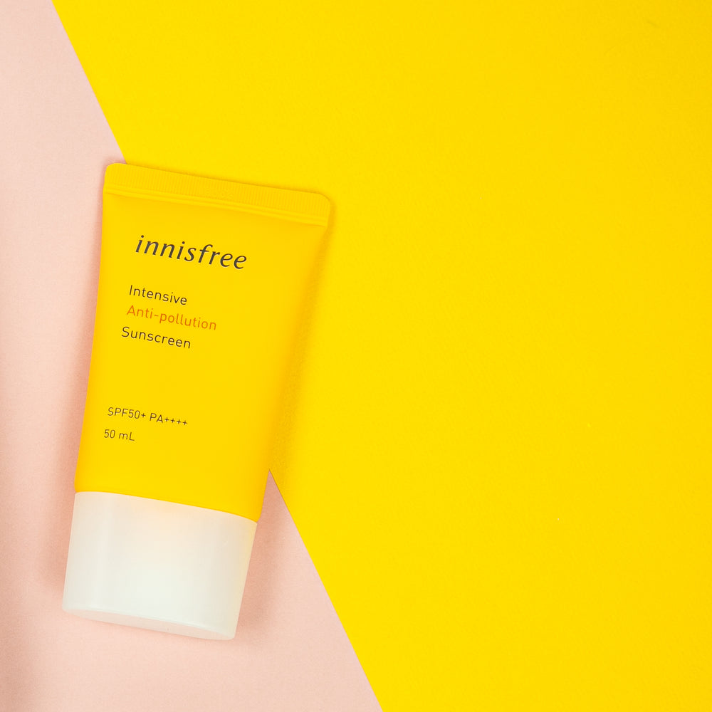 INNISFREE Intensive Anti Pollution Sunscreen SPF 50+ PA++++