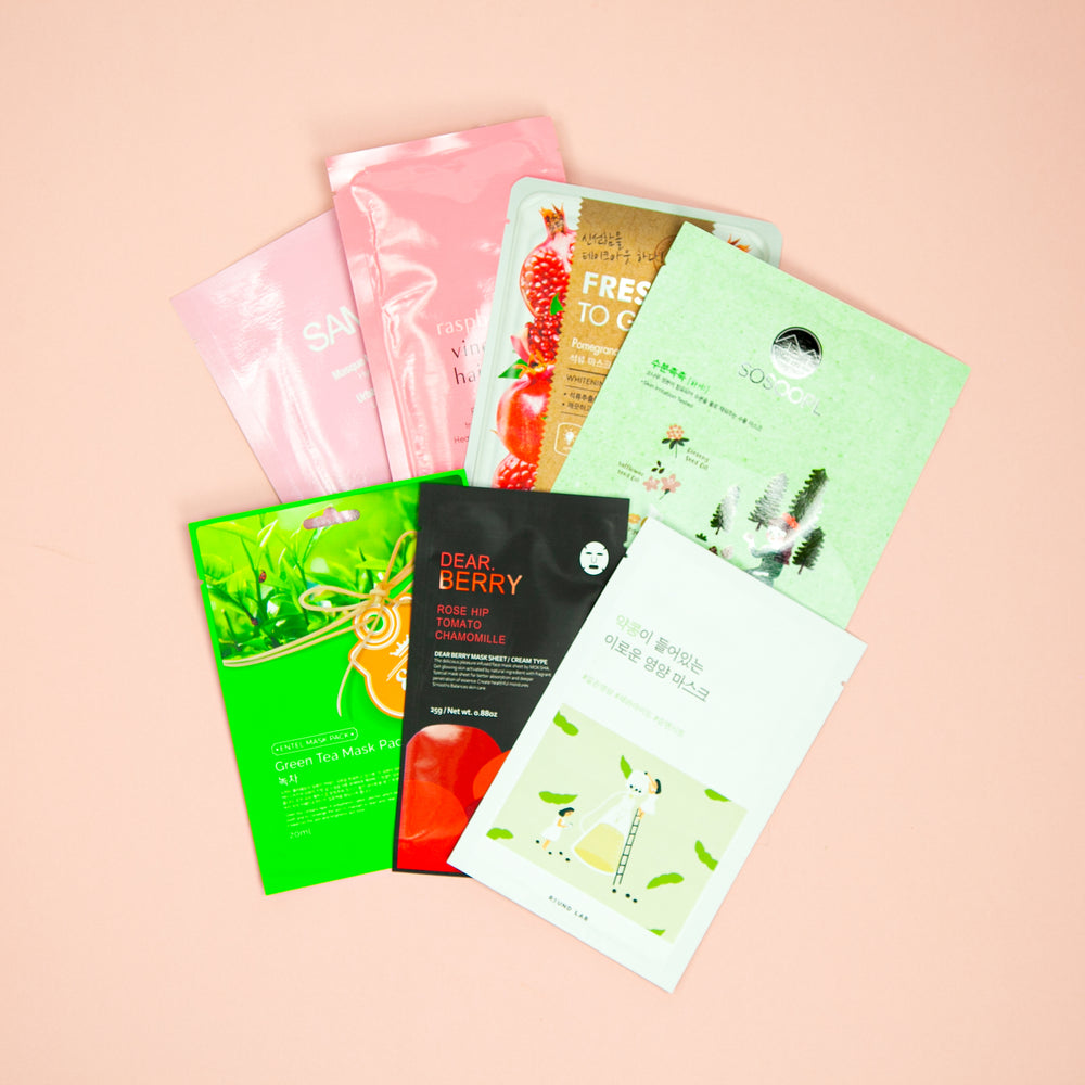 mask time june glow setter subscription box