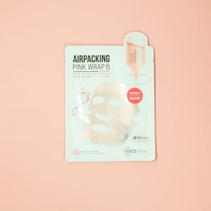 Load image into Gallery viewer, MEDIHEAL Airpacking Mask Pink Wrap