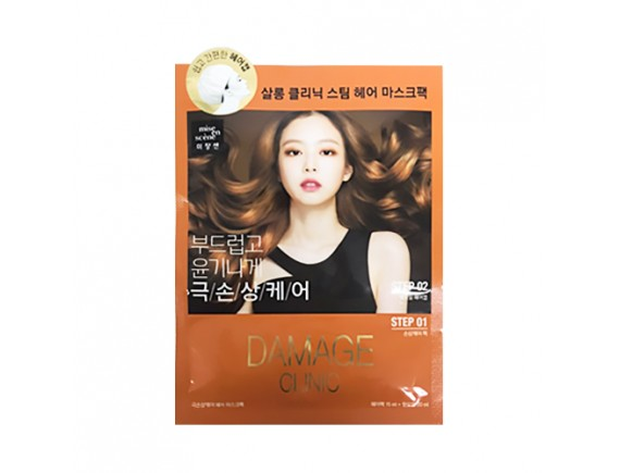 MISE EN SCENE Damage Hair Clinic Hair Repair Mask