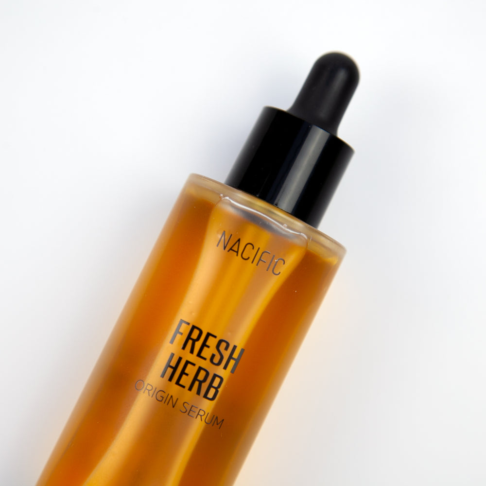 nacific anti-ageing fresh herb serum that hydrates and smooths lines