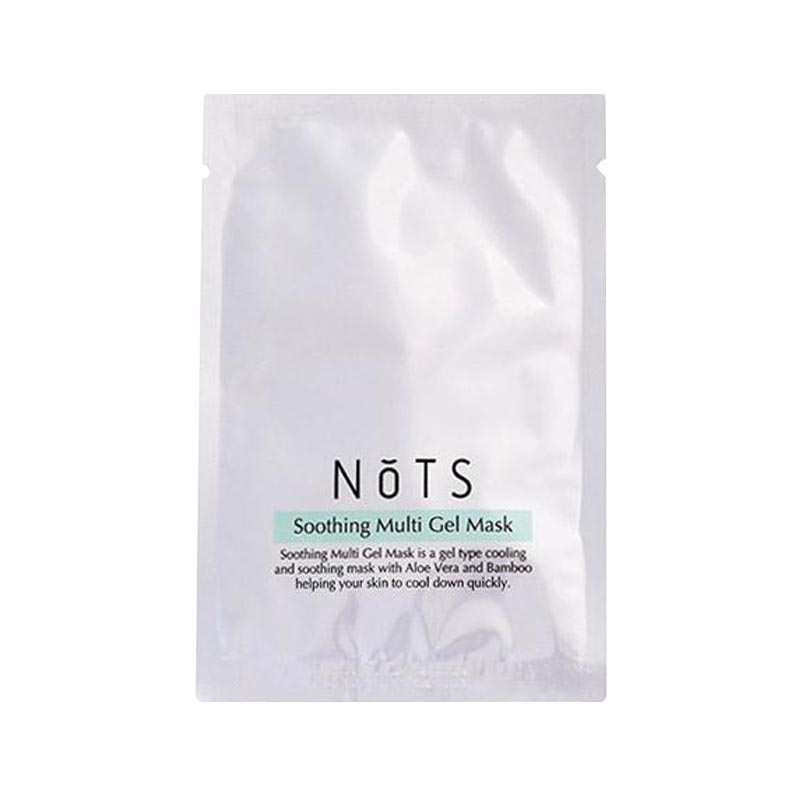 soothing aloe vera facial sheet mask calms irritated skin