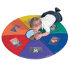 See-Me Picture Mat (Primary Colors)