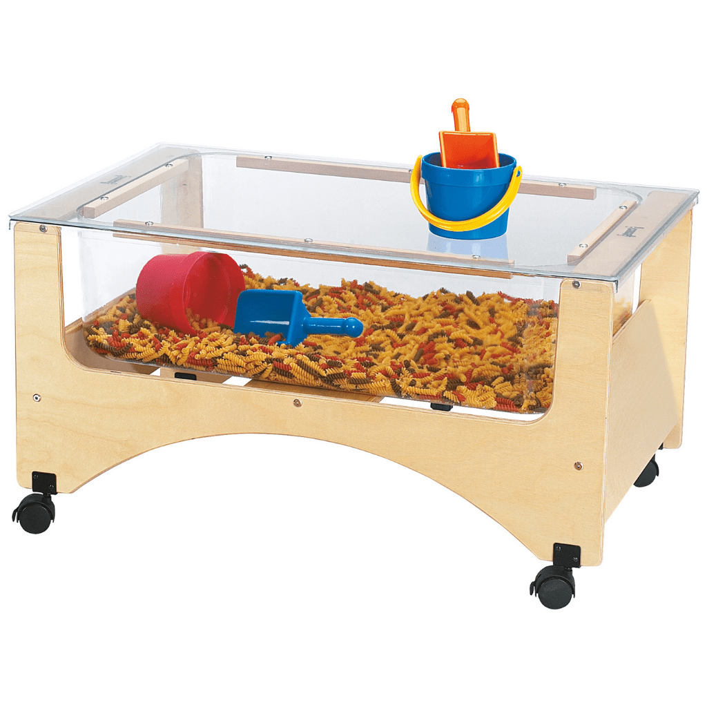 Jonti-Craft® Toddler See-Thru Sensory Table