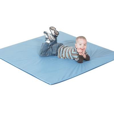 Two Tone Activity Mat – Deep Water/Sky Blue