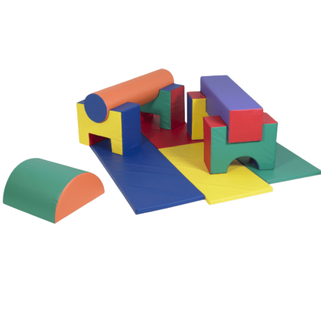 Children's Factory Junior Activity Gym - 11 Piece Set