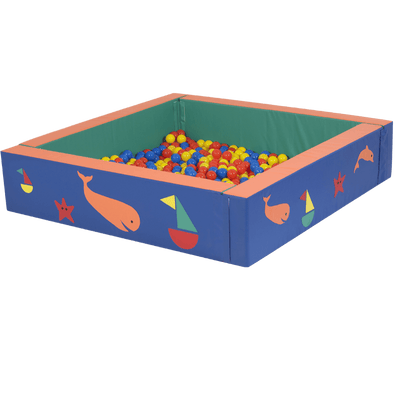 Children's Factory Ocean Depths Ball Pit