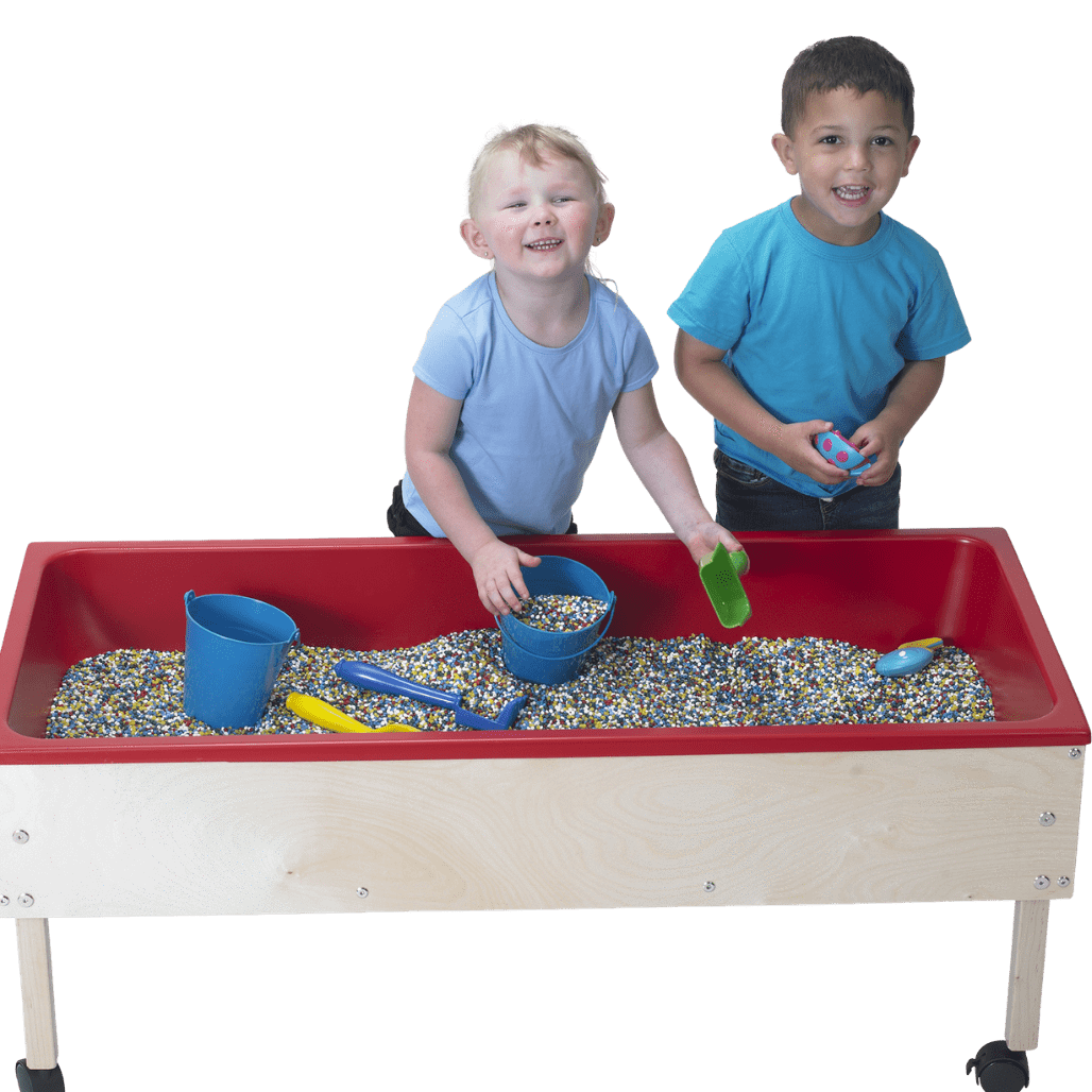 Children's Factory Toddler Sand and Water Table