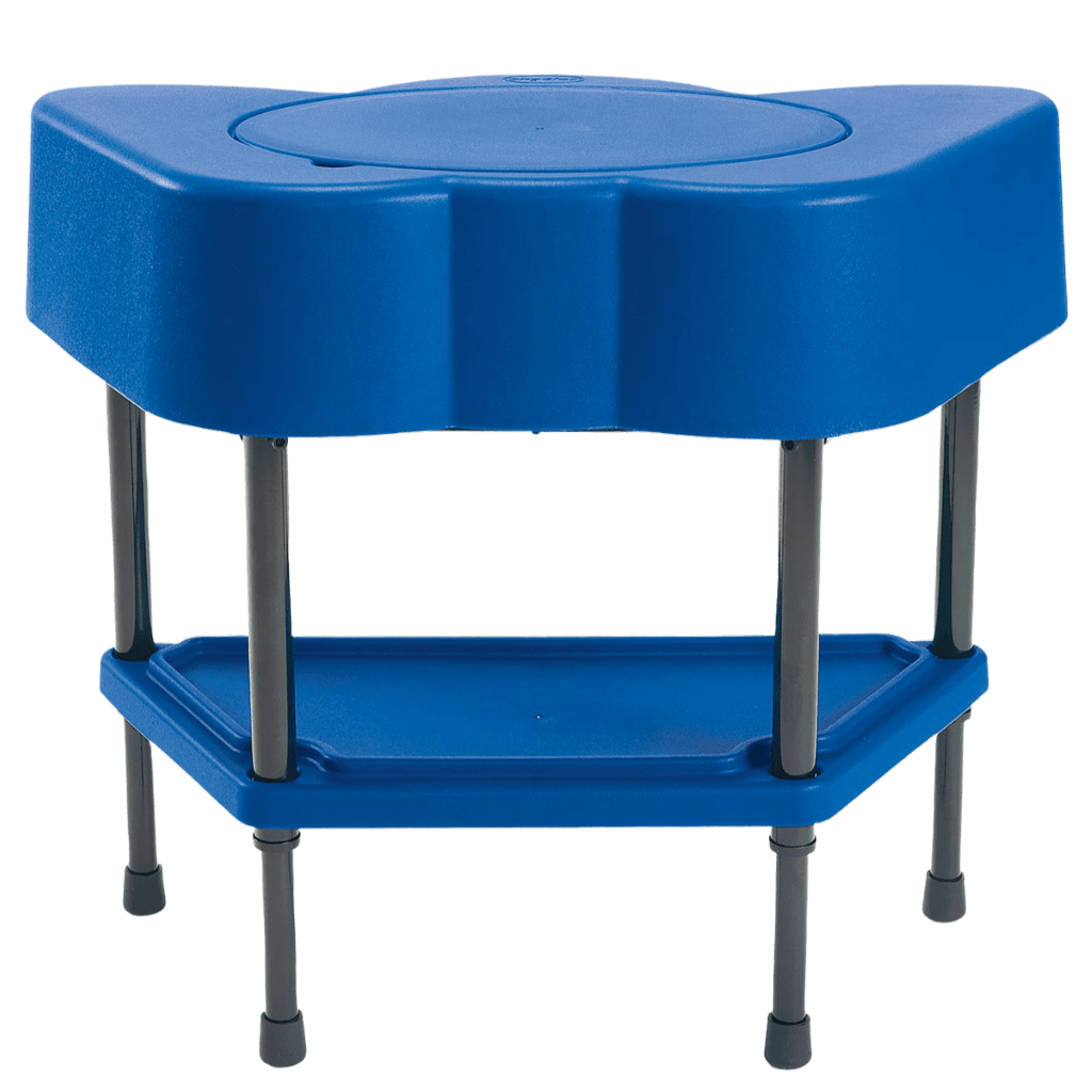 Blue Sensory Table with 10 lbs of Kidfetti®