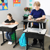 Kidsfit Table Top Add-On. Stand Up Desk