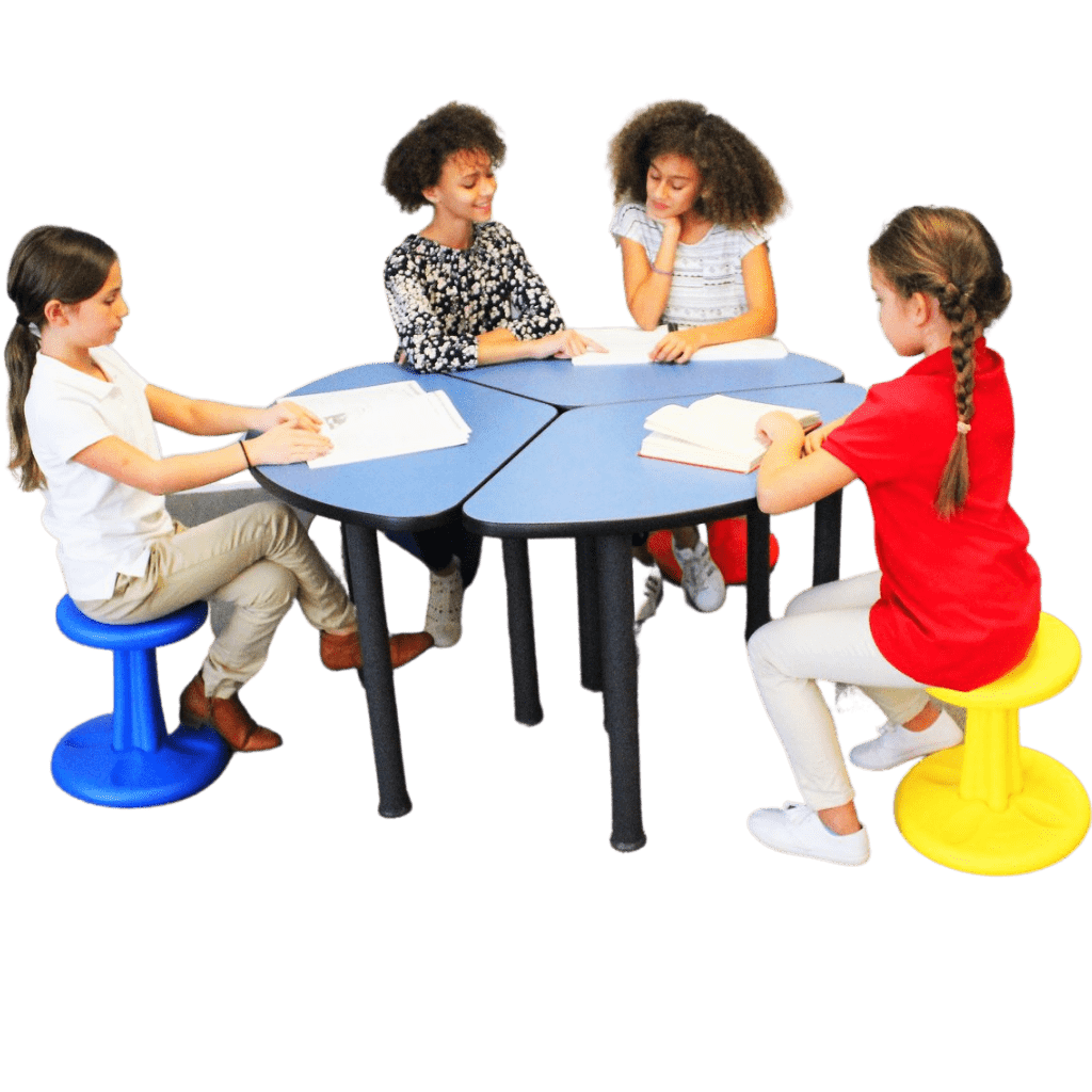 Set of 3 Triangle Tables
