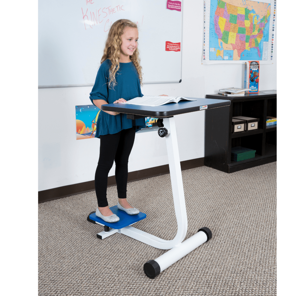 Single Person Standing Balance Desk
