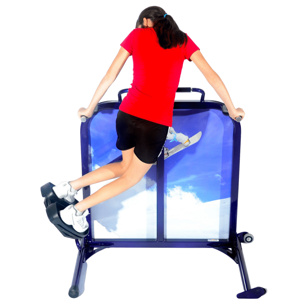 Cardio Kids Junior Snowboarder Exercise Machine 6th to 8th Grade