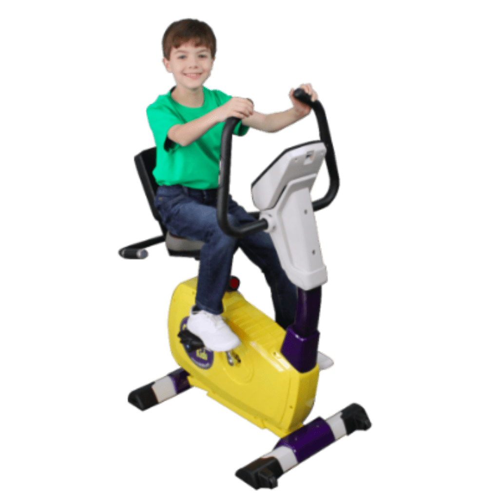 Kids Semi-Recumbent Exercise Bike