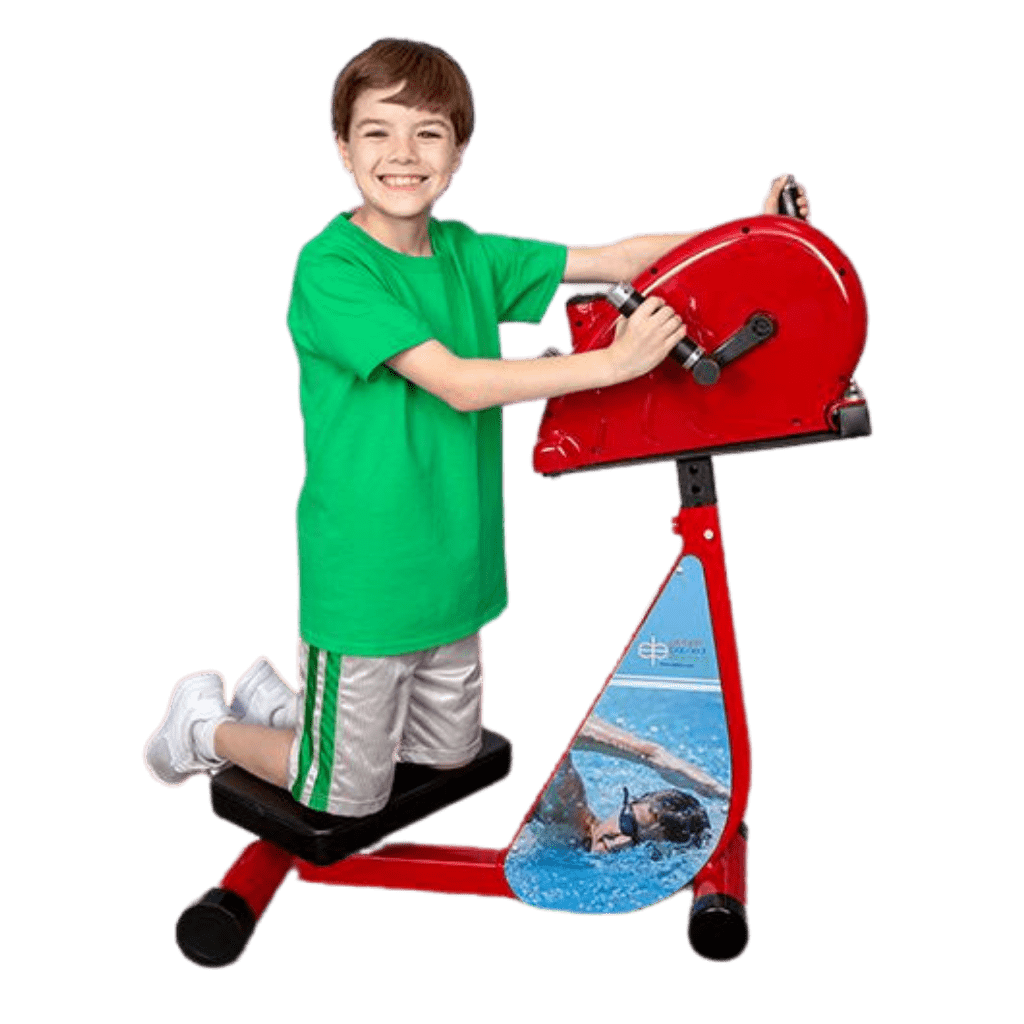 Cardio Kids Elementary Swim & Spin Exercise Machine 3rd to 5th Grade