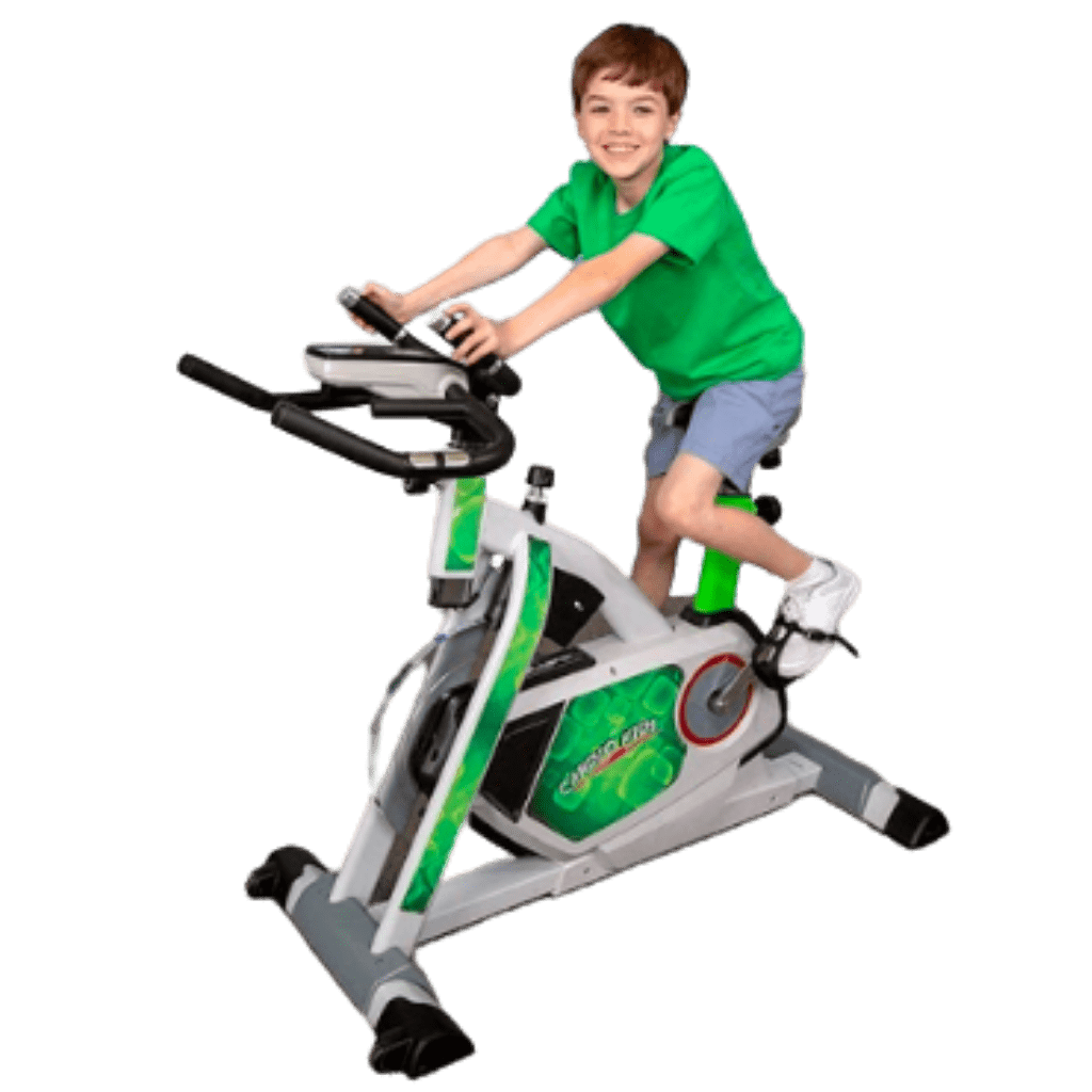 Cardio Kids Indoor Stationary Spin Cycling Bike