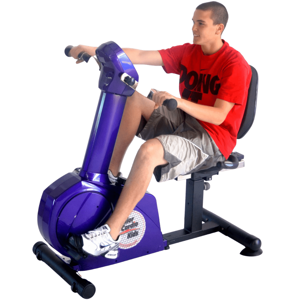 Junior High Total Body Kidz Cycle Exercise Machine 6th to 8th Grade
