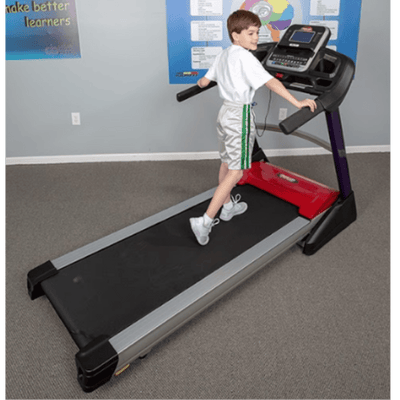 Cardio Kids Elementary Big Foot Treadmill Grade 3-5