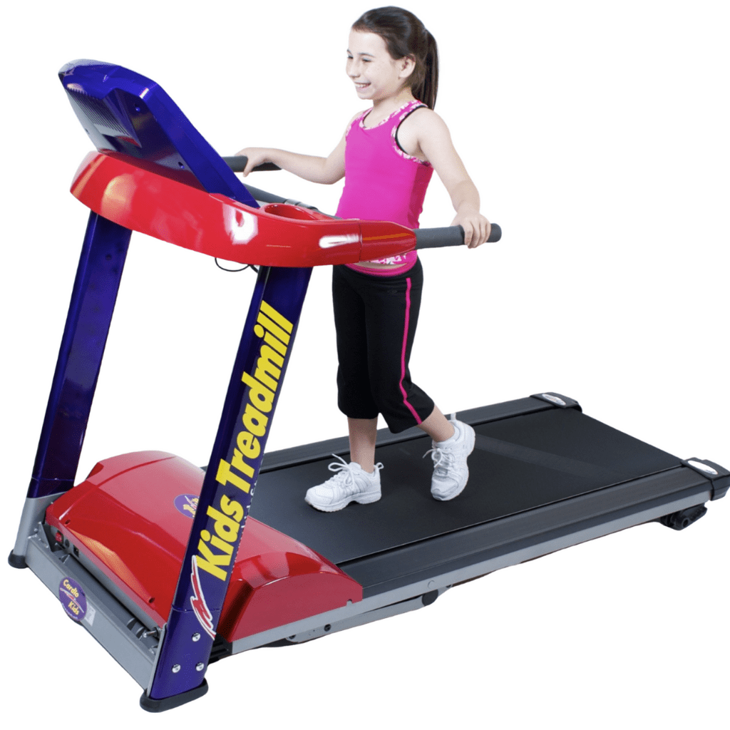 Cardio Kids Elementary Big Foot Treadmill for Grades 3rd - 5th