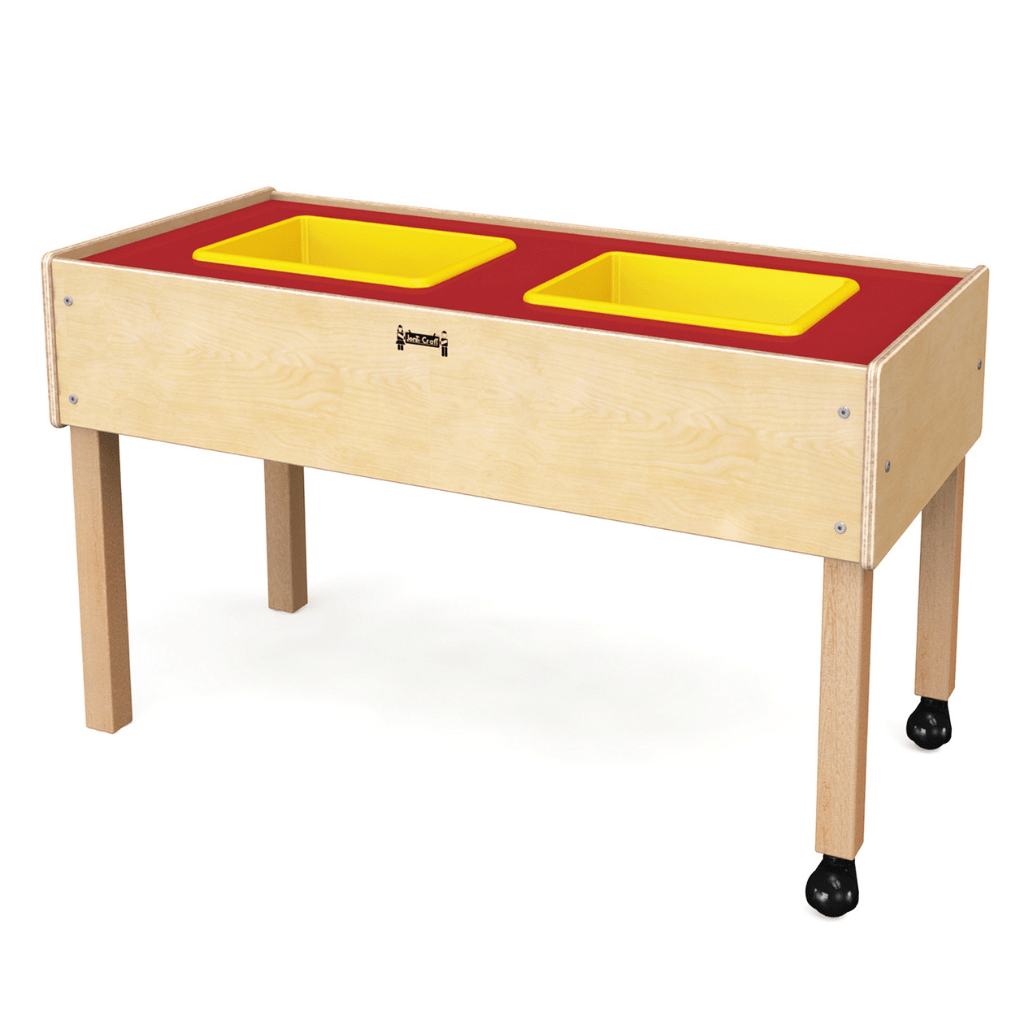 Jonti-Craft® 2 Tub Sensory Table