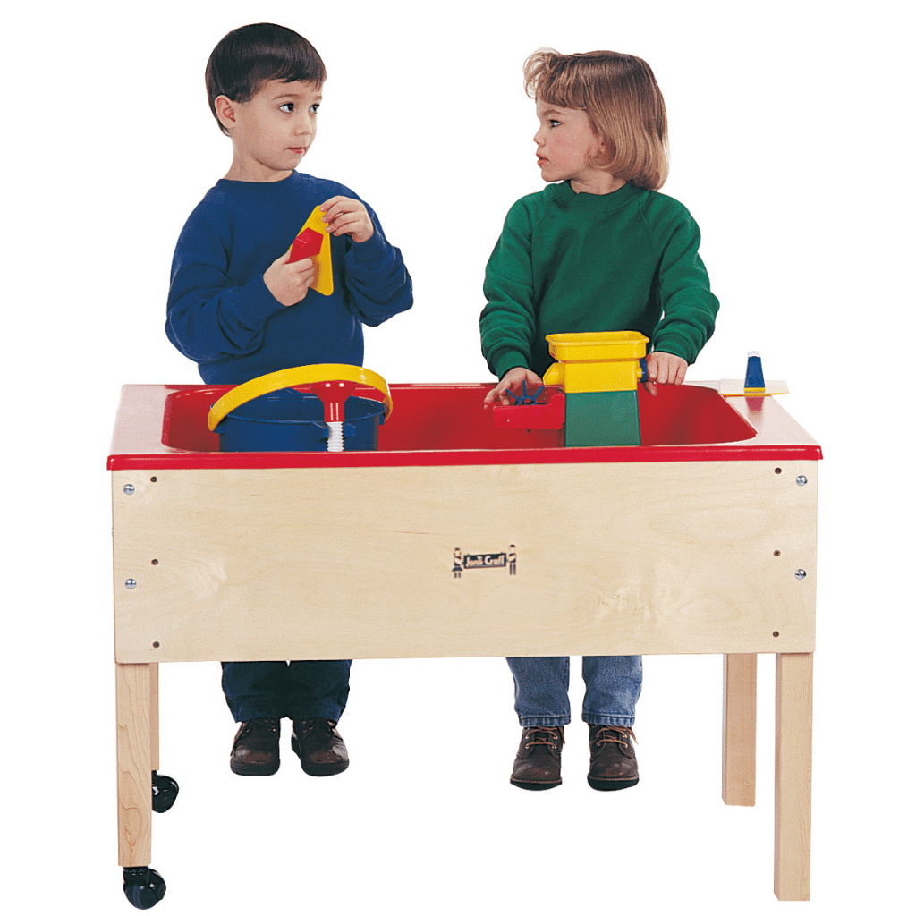 Jonti-Craft® Space Saver Sensory Table