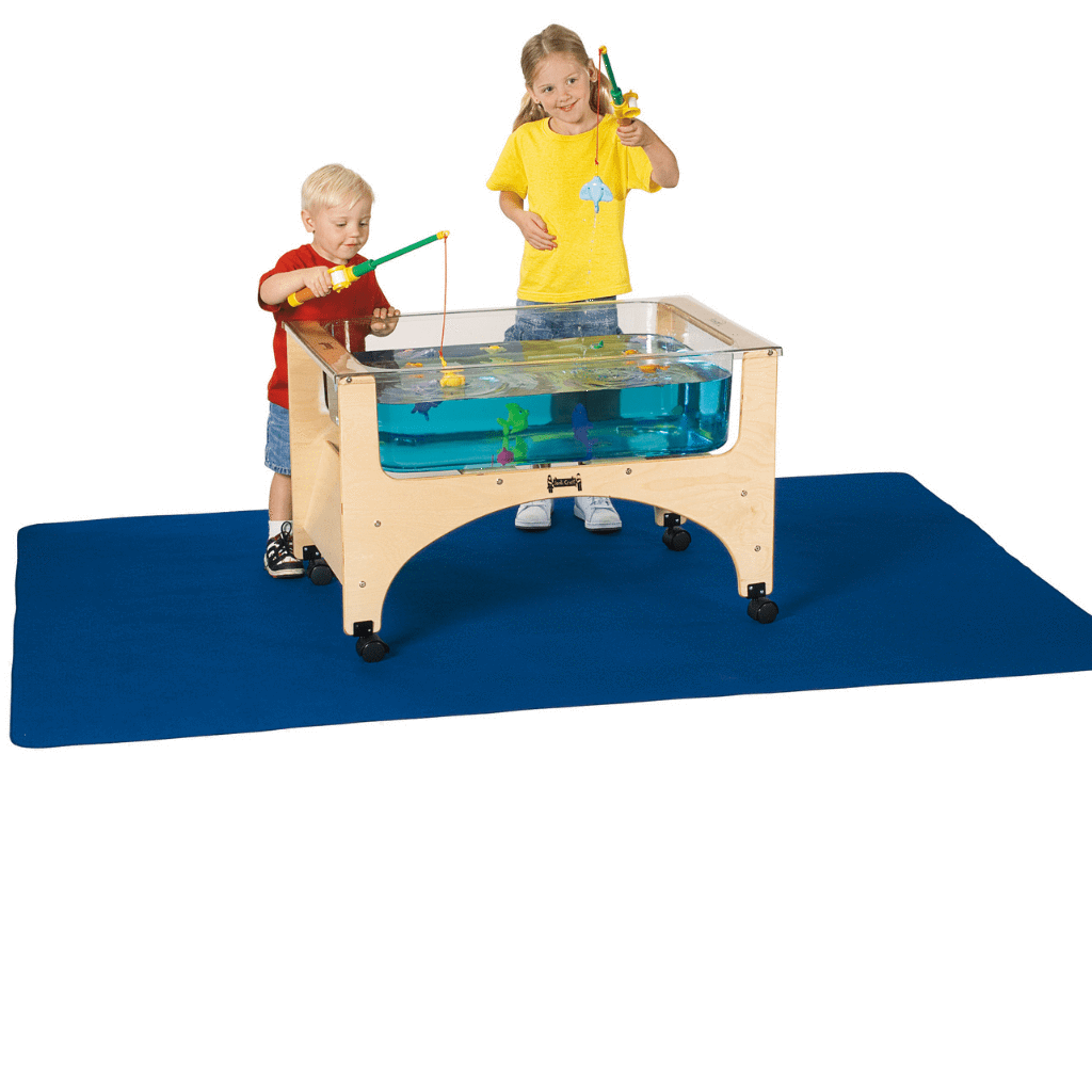 Jonti-Craft® Small Sensory Table Mat - Blue
