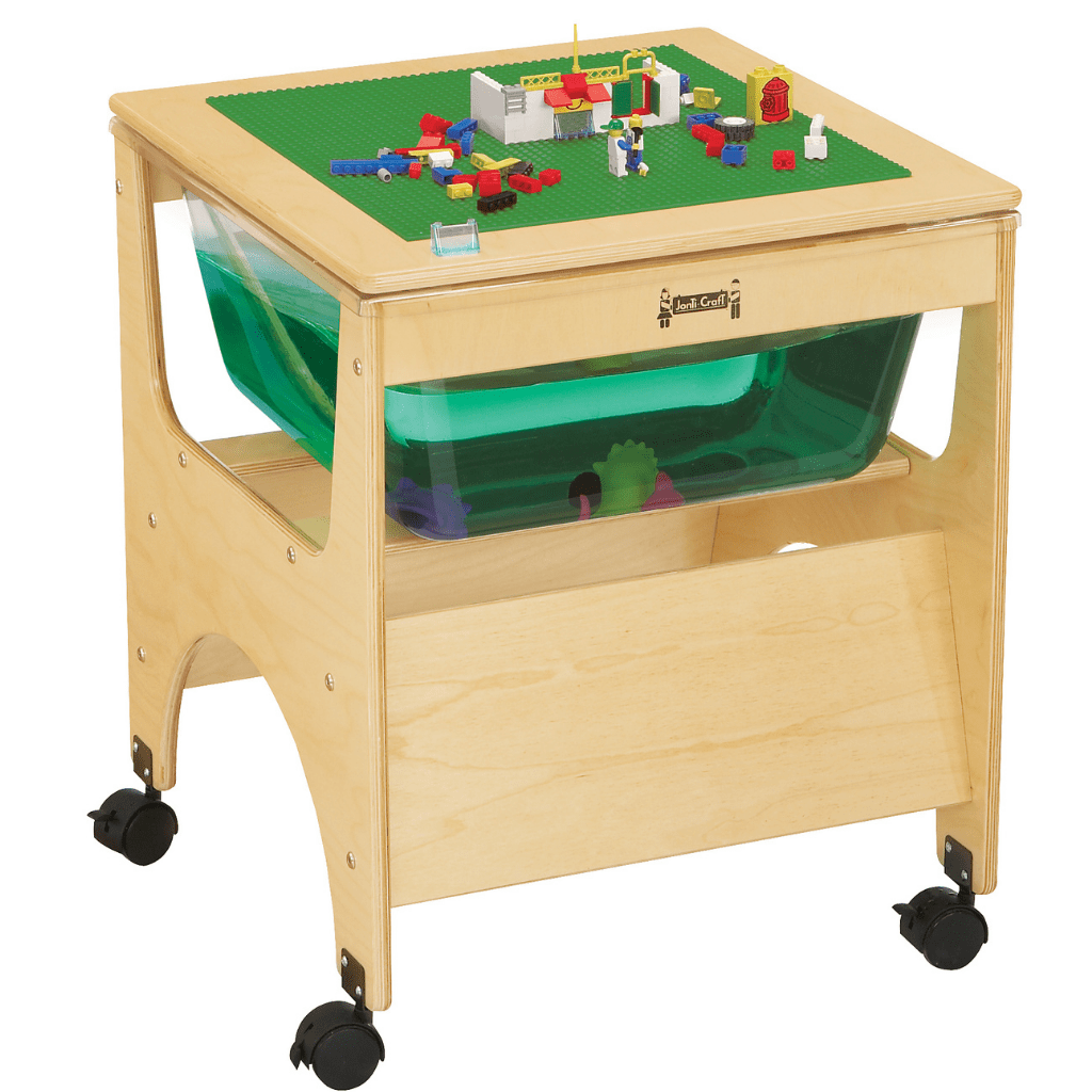 Jonti-Craft® See-Thru Mini Sensory Table