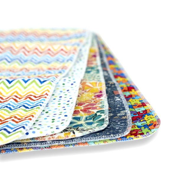 INDISPOSABLES MULTI PURPOSE PAD - 100% COTTON