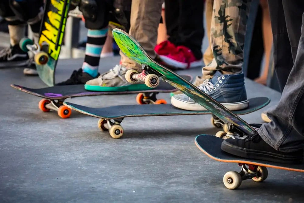 How to Choose a Skateboard for Your Kids